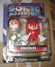 Resaurus Sega Sonic Adventure Series One KNUCKLES Action Figure