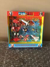 Transformers Combiner Aerialbots Superion Set Autobot Gestalt KO China Rare 2001