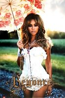 BEYONCE 2007 EXPERIENCE OFFICIAL CONCERT TOUR PROMO POSTER No. 2 / NMT 2 MINT