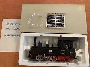 LGB 21701 Spur G DR Dampflok 99 4712 OVP Unbespielt Zillertal Bahn