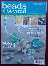 BEADS & BEYOND - Creative Jewellery Making Magazine