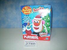 NEW 2002 Santa Spud Mr Potato Head Tater Spud Playskool Xmas Holiday Exclusive