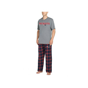 Men's NFL New England Patriots Pajama Set Size XX-Large New in Package