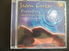 JASON  CARTER  -  EVOCATIVA  ,  CD ,   WORLD MUSIC FUSION  NICK  BEGGS , NEW AGE