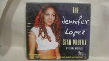 The Jennifer Lopez Star Profile With Book Sara Nicolis 1999 Masterrights  cd1903