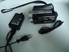 SONY HANDYCAM HDR-SR10E CAMCORDER HD DIGITAL HIGH DEFINITION 40GB HARD DRIVE