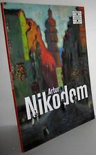 Artur Nikodem 15th of October to 30th of November 2015 paperback book NEW, ART