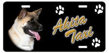 Akita 2 Taxi Line License Plate ( Low Clearance Price )