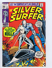 Silver Surfer #17 Marvel 1970