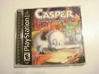 PlayStation Casper Friends Around The World For PlayStation 1 PS1 Action 4E