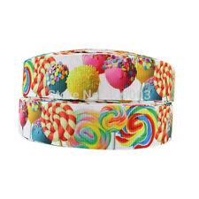 Nuevo Cake Pops, Lolly Pop & dulces cinta 2 M x 22 mm Para Pasteles Cumpleaños Envoltorio De Regalo
