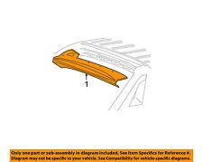 Gm Oem-High Mount 3rd Third Brake Light-Lamp 22894256