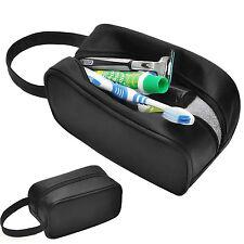 Men Travel Toiletry Bag Wash Shaving Bag Makeup Grooming Portable Waterproof
