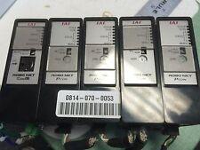 USED IAI ROBO-NET PCON CONTROLLER,RGW-CC,RPCON-35P-H, RPCON-42P, RPCON-56P BT