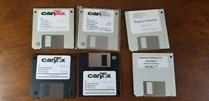 "CANTAX software   3 1/2"" 3.5"" Floppy Disk   +  Fairhaven"
