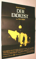 A1.Filmplakat ,DER EXORZIST,WILLIAM PETER BLATTYS,WILLIAM FREDKIN
