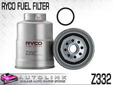 RYCO FUEL FILTER Z332 SUIT NISSAN CABSTAR F22 H40 2.7lt 3.5lt DIESEL 1988 - 1993