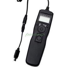 Timer Remote Shutter cord Cable For Nikon D610 D90 D600 D5100 D7100 D3200 D5000