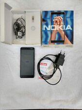 Nokia 5.1 - 16GB - Blau, echtes Dual-Sim, ohne Simlock, in OVP mit Quittung