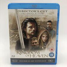 Kingdom Of Heaven (Blu-ray, 2006, Director's Cut) Region B VGC