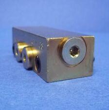 LINCOLN DIVIDER VALVE UV-40S *NEW*
