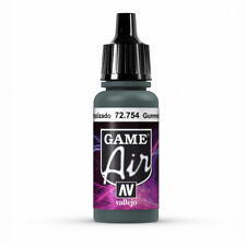 Vallejo Game Air Gunmetal 17ml Bottle VAL72754
