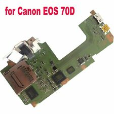 Replacement New Main Circuit Board Motherboard PCB Parts for Canon EOS 70D SLR