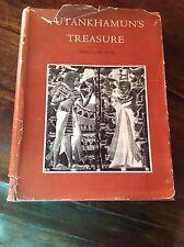 TUTANKHAMUN'S TREASURE PENELOPE FOX OXFORD UNIVERSITY PRESS, 1951
