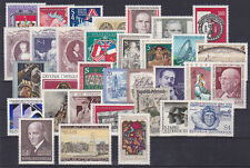 10 komplette Jahrgänge Österreich 1980-89 postfrisch**siehe 10 Bilder>