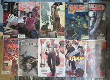 Fables #22, 26-29, 31, 33-35, 39 Vertigo Lot of 10 WW2, Jack Horner Says Relax!