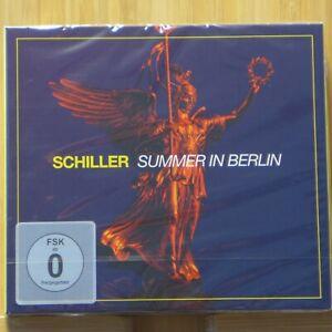 Schiller - Summer In Berlin / 2CD, 2BluRay PCM Stereo, DTS-HD, Atmos
