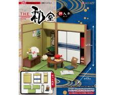 Re-Ment Dollhouse Miniature The Japanese Life Room closet furniture set