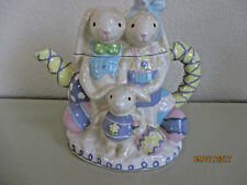 Bunny Family Teapot-Hall Mark (Rare & Unique)