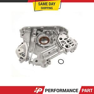 Oil Pump Fit 02-04 Honda Odyssey 24V 3.5L SOHC J35A4