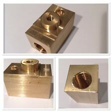 Cross Slide Feed Nut : Harrison L5, L5A and 140 Metric Lathes