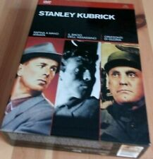 STANLEY KUBRICK - box 3 DVD