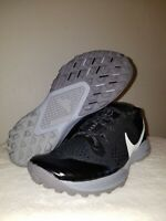 Nike Air Zoom Terra Kiger 5 Trail Shoes Black/Gunsmoke AQ2219-001 Men Size 9.5