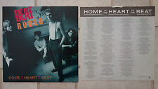 BEAT RODEO – home in the heart of the Beat VINILE LP + ORIG. Inner Bag Top NL