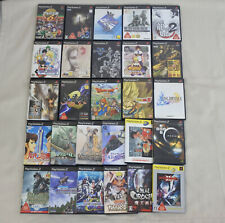 WHOLESALE Playstation 2 Lot 25 For JP System Free Shipping 11281ps225