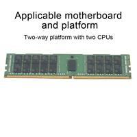 32 Go 2R x 4 pour Samsung DDR4 2400MHZ ECC REG RAM PC4-2400T Mémoire serveur