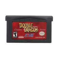 Double Dragon Advance GBA Game Boy Advance Cartridge USA English