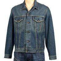 LEVI'S Jeansjacke Jeans Jacket Denim 70550 - Size: XL  (jj645)