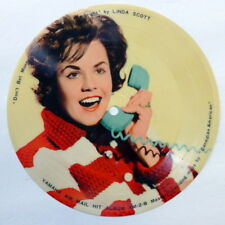 "LINDA SCOTT 7"" Don't bet money honey FLEXI DISC japan press pop 1960s  c2909"
