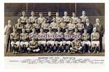 rp13053 - Bradford City Football Team 1922-23 - photograph 6x4