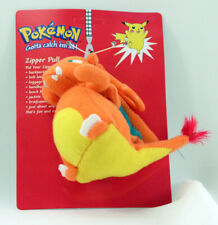 POKEMON PLUSH ZIPPER PULL CHARIZARD NEW