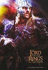 Lord Of The Rings Two Towers Eomer Karl Urban Poster 27 X 38 - New Mint & Rare