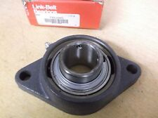 "NEW Link Belt FX3U223N 1-7/16"" 2-Bolt Flange Bearing  *FREE SHIPPING*"
