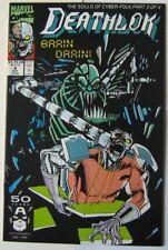 1991 Deathlok #4 Excellent Condition (MARVEL)