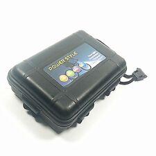 3PCS Hunting Portable Arrow Broadheads Holder 6pcs Case Organizer Box Storage