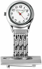 Markenlose Taschenuhren aus Silber mit 12-Stunden-Zifferblatt